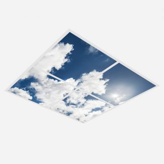 Sky ceiling lighting
