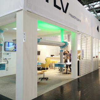 MEDICA stand photo