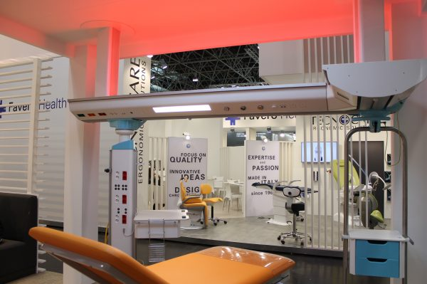 MEDICA stand photo 5