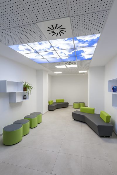 Luminous ceiling skydeco installed in italy for more information on the skydeco ceiling light consult the dedicated product sheet httpstlvenproductssky ceiling lighting skydeco mozeypictures Images